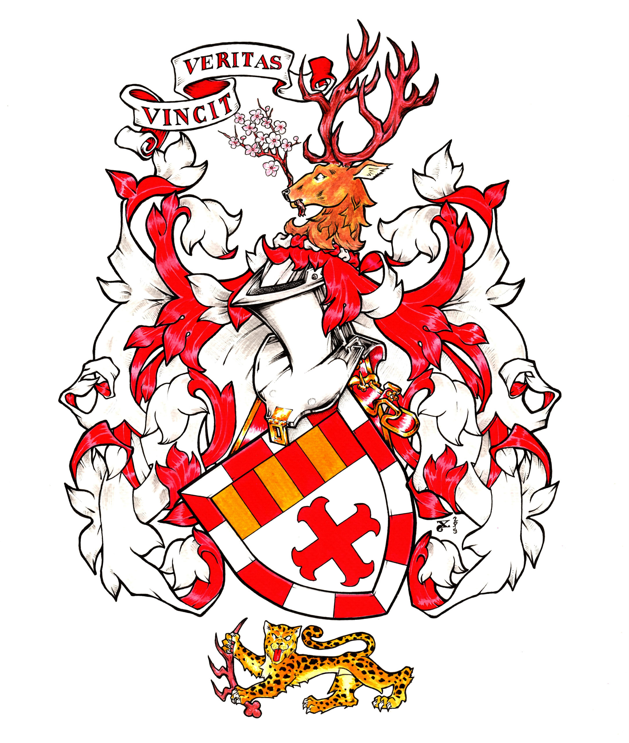 Coat of arms: